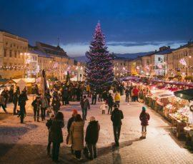Prevádzka počas vianočných a novoročných sviatkov 2018/2019 : diaľkové linky
