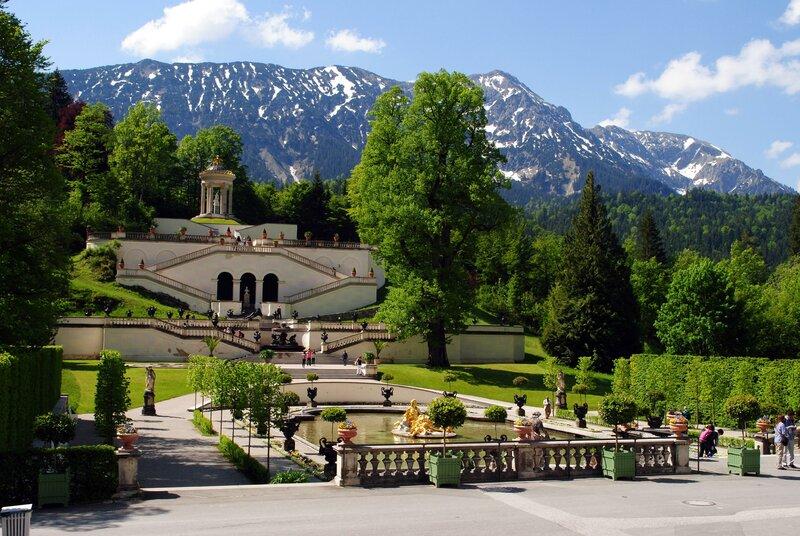 Výsledok vyhľadávania obrázkov pre dopyt Bavorsko - zámky a hory turancar