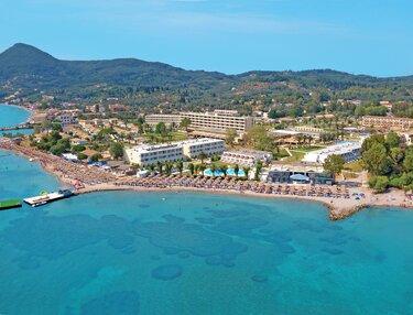 Zoznamka v meste Korfu Grécko