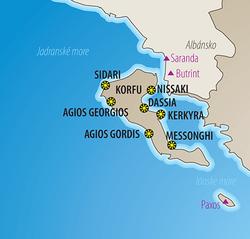 Hotel Sunshine Club google map