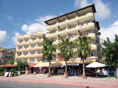 Hotel Kleopatra Beach
